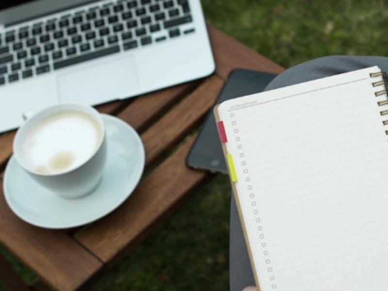 4 důvody proč jsem s papírovým seznamem produktivnější