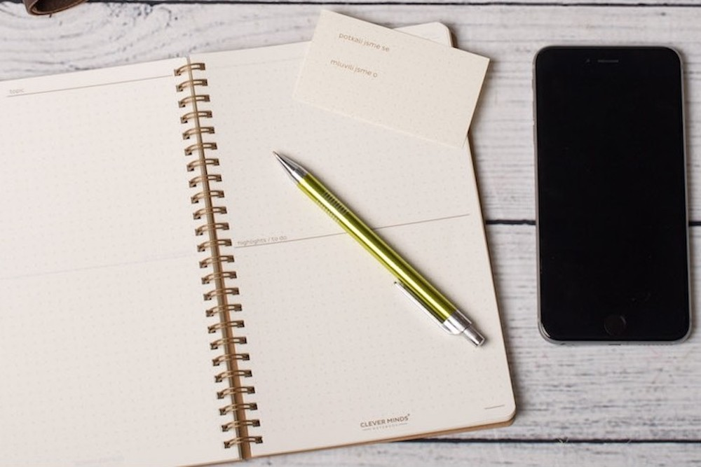 Papír nebo appka – a co takhle obojí?