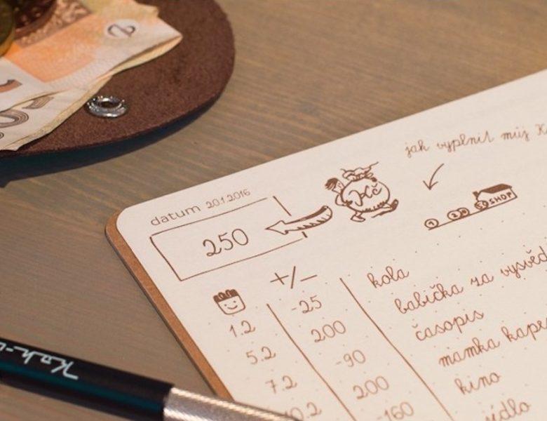 Chcete dobře spravovat své peníze? Zkuste tyto 3 kroky.