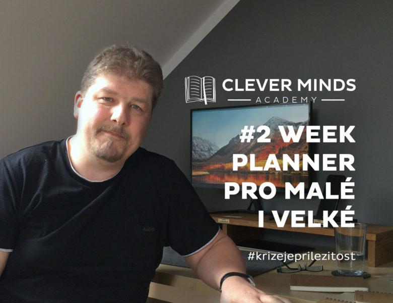 Week Planner pro malé i velké