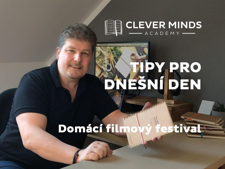 Udělejte si domácí filmový festival