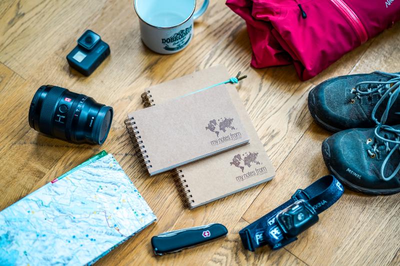 Vytvořte si itinerář na míru své cestovatelské duši