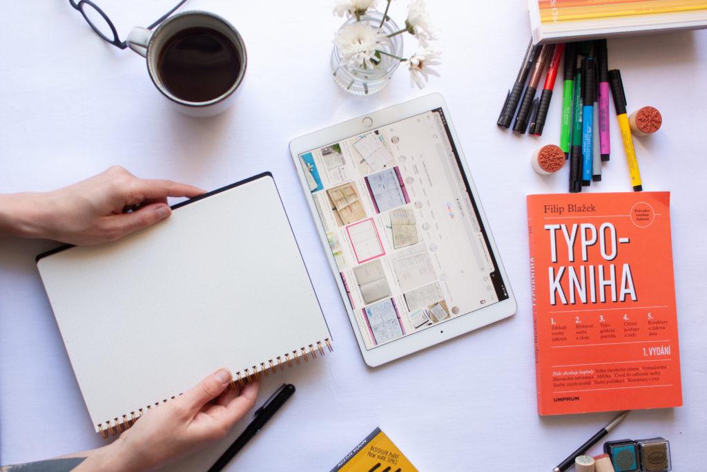 Vytvořte si vlastní prostor s Clever Journalem