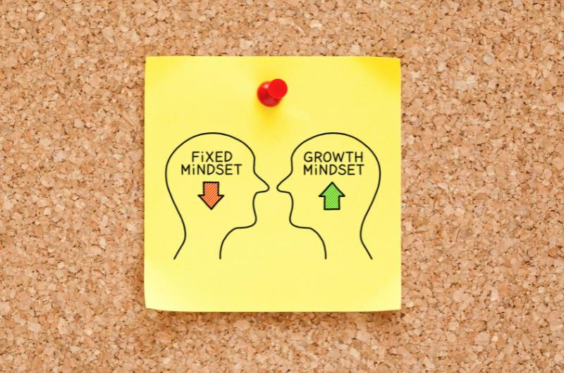 Jak změnit svůj mindset v 5 jednoduchých krocích